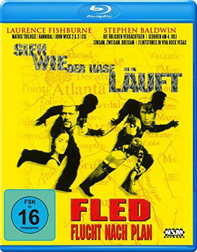 Fled - Flucht nach Plan (Blu-ray)