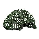 world war 2 helmets - ANQIAO WWII WW2 US Soldier M1 Helmet Net Cover Heavy Duty, Green, Size No Size
