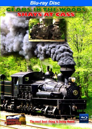 Gears in the Woods, Shays at Cass Scenic Railroad