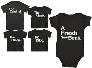 The Original- The Original and The Remix Matching Family Set