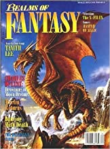 Realms of Fantasy Magazine February 1995 vol. 1, No. 3 (The X-Files/Master of Magic/drowning in Moon Dreams/Merlin Returns/Dancing with Death/ The Magician's Curse)