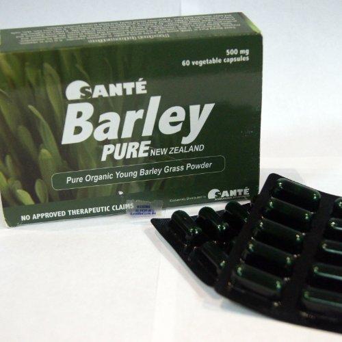 Sante Pure Barley New Zealand Blend- 60 Capsules