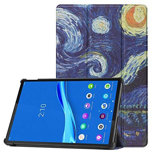 ZhaoCo Funda Protectora Compatible con Lenovo Tab P11 Pro 11.5 Pulgada Tableta 2020 (TB-J706F), Carcasa Ultra Delgado y Ligero, Galaxy
