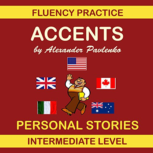 Couverture de Accents, Personal Stories