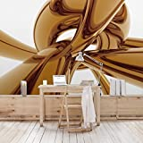 apalis–Papel pintado Golden Brilliance Papel pintado fotográfico de ancho,...