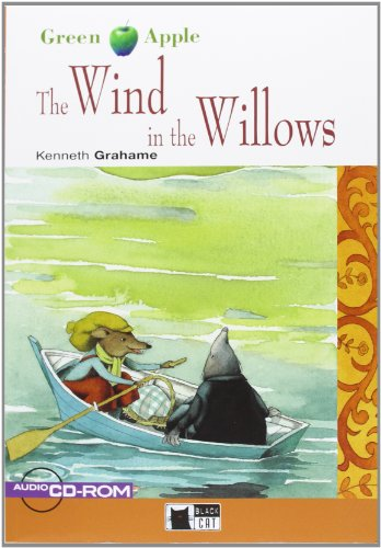wind in the willows. Con CD Audio. Con CD-ROM [Lingua inglese]: The Wind in the Willows + audio CD/CD-ROM