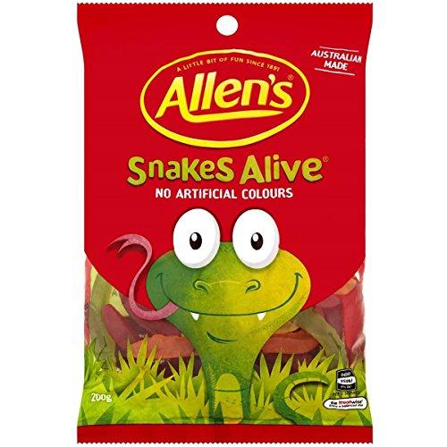 Allen's Snakes Alive 200g