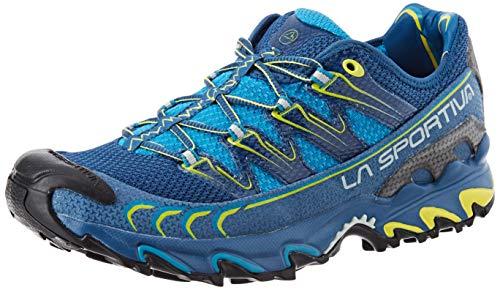 La Sportiva Trekking & Hiking Shoes Ultra Raptor Blue / Sulphur 40
