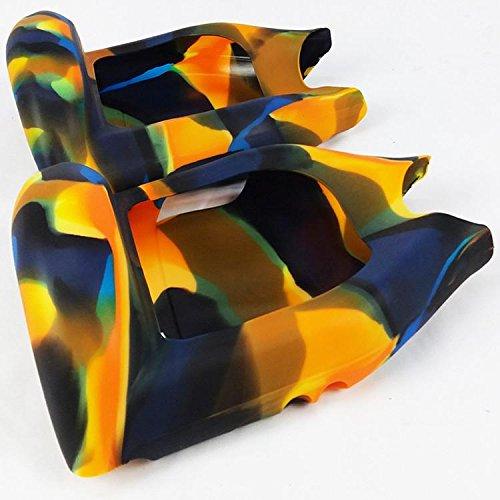 Dragon-five Flexible de Silicona Cubierta de la Caja Protectora 6,5 Pulgadas Smart...
