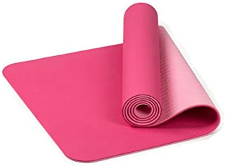 Yoga Mat Non Slip, Pilates Mats Extra Thick Stretching Mats for Home Floor Mat for Exercise Fitness Mats for Home Foam Mat...