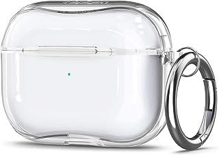 Spigen Ultra Hybrid Schutzhülle Entwickelt für Apple Airpods Pro Hülle (2019)   Klar