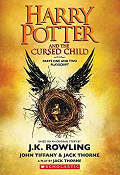 Paperback Harry Potter and the Cursed Child Book