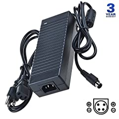 Input Volt Range: 100-240V (Worldwide Compliant) Please confirm the specifications and plug size before purchasing!If you can't make sure, pls feel free to contact us 100% Brand New, High Quality Power Charger/Adapter( Non-OEM ) Same Day Shipping fro...