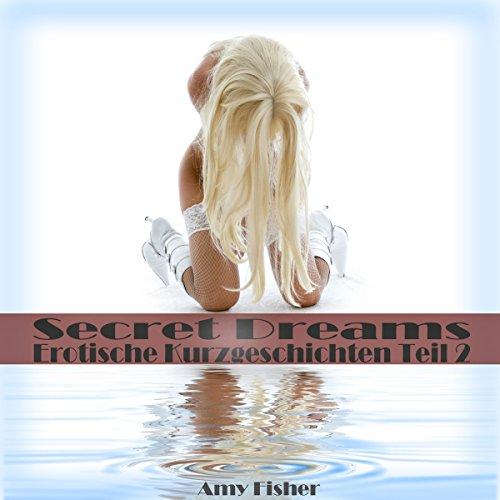 Secret Dreams: Erotische Kurzgeschichten 2 Titelbild