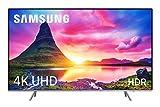 Samsung NU8005 82' 4K Ultra HD Smart TV Wi-Fi Nero, Argento