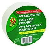 Duck Brand 280283 1.88-Inch by 180 Feet Single Roll Self-Adhesive Fiberglass Drywall Joint Tape