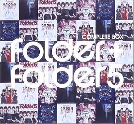 Folder + Folder5 COMPLETE BOX [DVD]