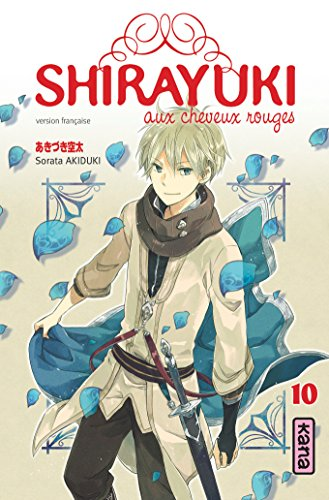 Shirayuki aux cheveux rouges - Tome 10