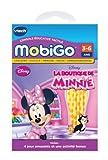Vtech - 252905 - Jeu Électronique - Jeu Mobigo - La Boutique de Minnie