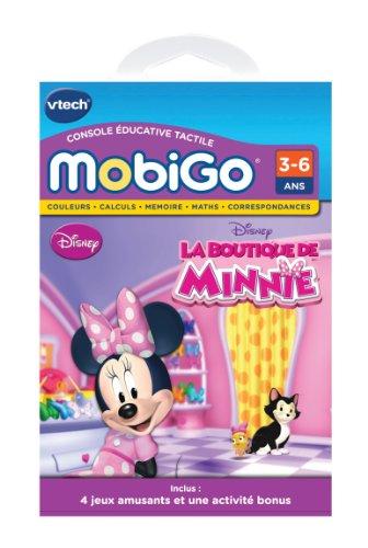 Vtech–250805–Elektronisches Lernspiel–Mobigo-Spiel