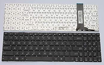 New US English Black Keyboard Without Frame for ASUS N550 N550J N550JA N550JK N550JV N550L N550LF N750 N750J N750JK N750JV Q550 Q550L Q550LF Series