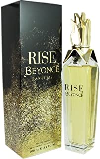 (In Mind)  Beyonce Rise Eau De Parfums Spray for Women 3.4 Ounce (NEW