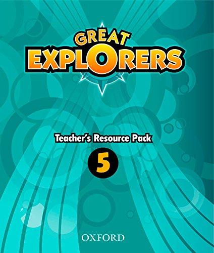 Great Explorers 5: Teacher's Resourcep - 9780194507851