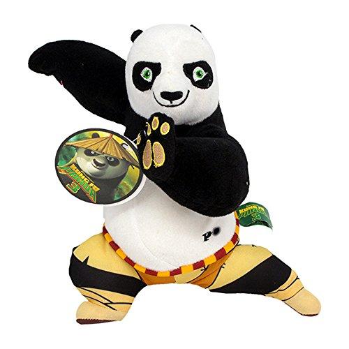 Kung Fu Panda - Peluche da combattimento Po 25 cm