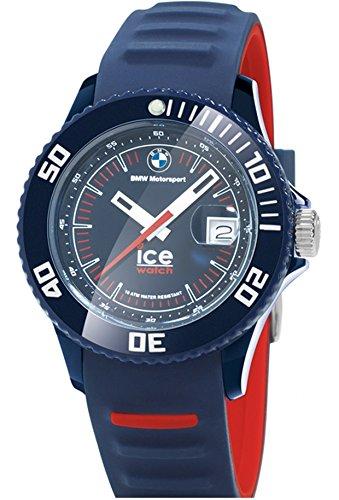 BMW Motorsport ICE Orologio da polso, unisex, originale, con cinturino in...