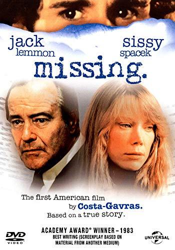 Missing - Jack Lemmon & Sissy Spacek [DVD] [1982]