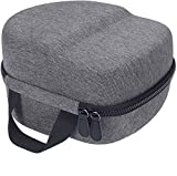 Oculus Quest 2 Case, Hard Protective Cover Storage Bag Carrying Case for VR Headset (Gray)