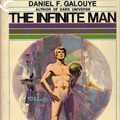 The Infinite Man Titelbild