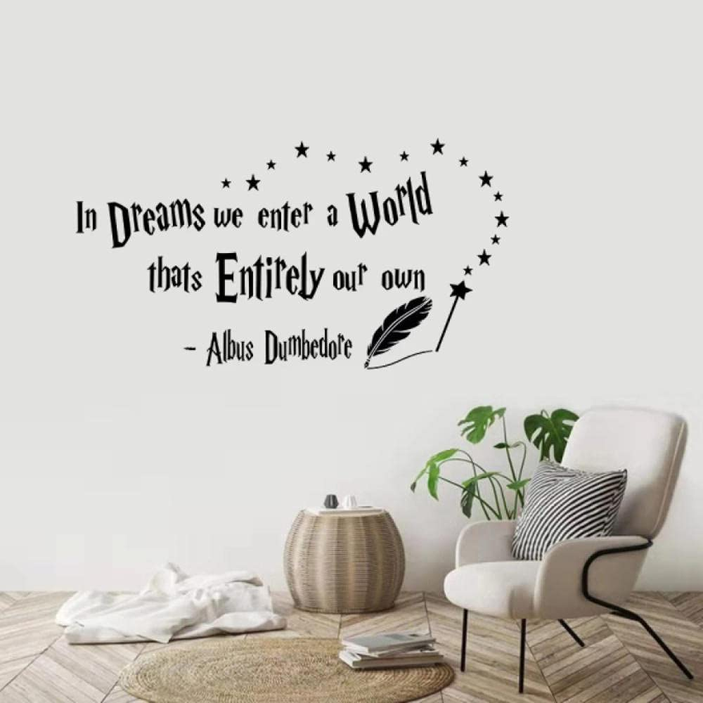 Wall Stickers Quote Sticker Vinyl El Paso Mall Decor Bedr Home Room Kids Spring new work