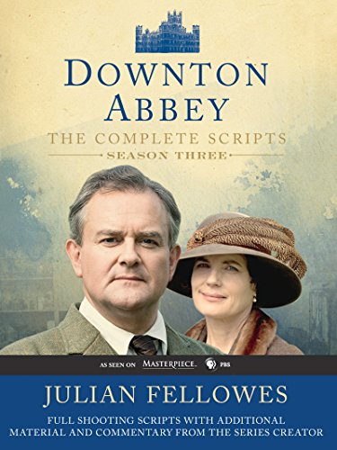 Downton Abbey Script Book Season 3 (English Edition)