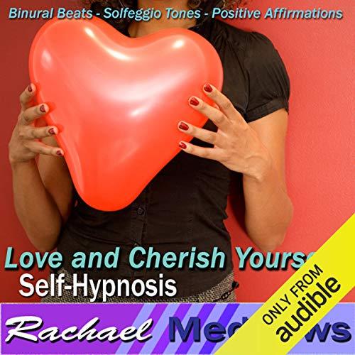 Love and Cherish Yourself Hypnosis Titelbild