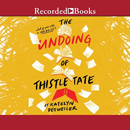 The Undoing of Thistle Tate Titelbild