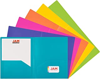 big folders for school