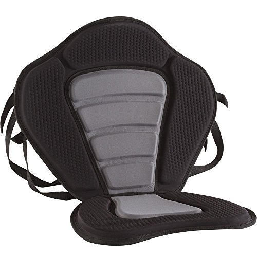 Rage Powersports Sit-on-Top Cushioned Kayak Padded...