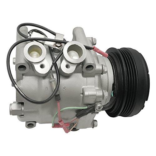 RYC Remanufactured AC Compressor and A/C Clutch GG560