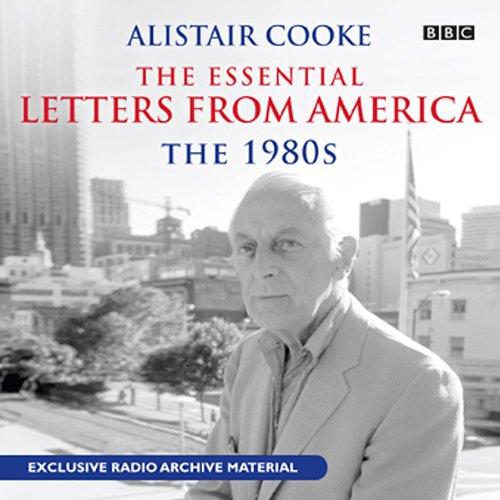 Alistair Cooke audiobook cover art