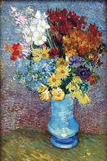 Best van gogh blue vase flowers Reviews