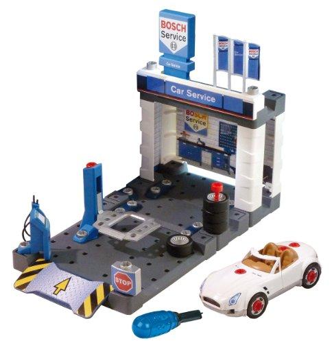 Theo Klein 8648 - BOSCH Autowerkstatt, Spielzeug