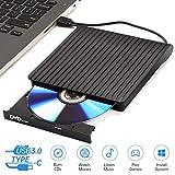 Lecteur DVD Externe, USB 3.0 Typ...
