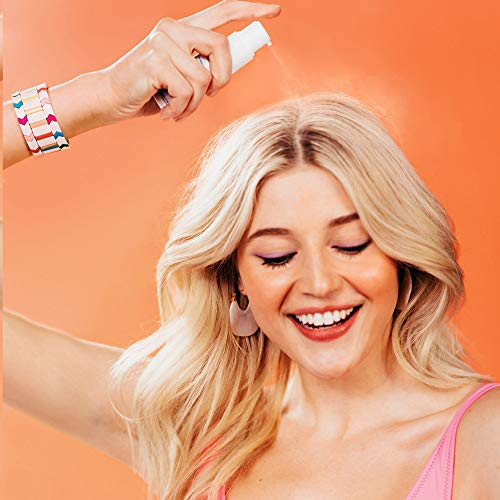 Supergoop! Poof Part Powder SPF 45, 0.71 oz - Reef-Safe, Scalp Sunscreen Powder with Broad Spectrum UV Protection - 100% Mineral Powder Sunscreen with Vitamin C - Easy to Apply, Non Greasy