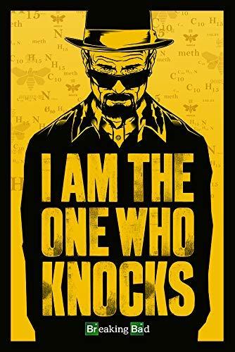 Poster di Tainsi Breaking Bad, 30 x 46 cm