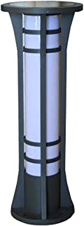 Column Solar Bollard Light