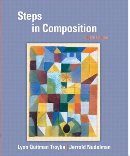 Steps in Composition (8th Edition)