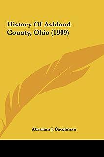 History Of Ashland County, Ohio (1909)