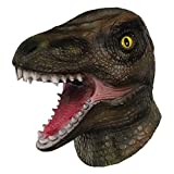 molezu Dinosaurier Maske Halloween Costume Party Cloth Party Mask Hood for Role Play Costume A One...