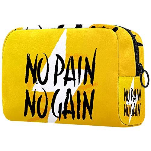 Große Reise-Kosmetiktasche für Frauen – Reise-Kosmetiktasche mit vielen Taschen, nautische Reisewaage, blau